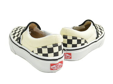 VANSKIDS�Х󥺥��å���VN-0ZBUEO1��KIDSCLASSICSLIP-ON(Checkerboard)Black/White�Х󥺥��å����饷�å�����åݥ�Ҷ��ѥ��ˡ�����2014/���߿���