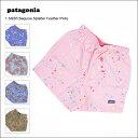 【メール便/再入荷】PATAGONIA パタゴニア SP 039 18【60278】Baby Baggies Shorts ベビー バギーズ ショーツ キッズ スイムパンツ