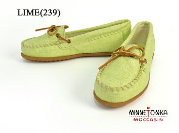 ��¨Ǽ��ǽ��MINNETONKA�ڥߥͥȥ󥫡�CANVASMOC�����Х���å�230/BLACK231/NATURAL235/AQUA236/CORAL239/LIME