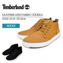 Timberland ティンバーランド TB0A1OI3231 TB0A10I5001 Davis Square Leather and Fabric Chukka メンズ シューズ 靴 スニーカー Wheat..