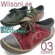 【送料無料】WilsonLee ウィルソンリー カジュアル レディース 全3色 SA2850 女性 婦人 防水 滑りにくい ヒモ