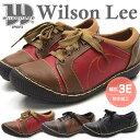 【送料無料】WilsonLee ウィルソンリー スニーカー レディース 全3色 SA2841 カジュアルシューズ 防水 紐 防滑 やわらか 女性 婦人 靴