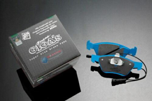 【お取り寄せ商品】欧州車専用ブレーキパット クランツジガ ベーシック(フロント用) GF809