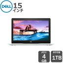 Dell【国内在庫モデル】Windows10搭載 エントリー...