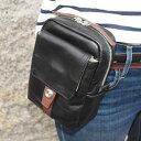 ショッピング軽量 CROSSROAD 牛革 ベルトポーチ 505068 ショルダーバッグ 送料無料 鞄 2way カバン ベルト ポーチ コンパクト 軽量 ミニバッグ 小さい鞄