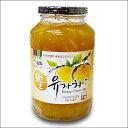 最近は日本でも大ブーム!美味!韓国でも一番人気★柚子茶の老舗!三和の柚子茶(サムファのゆ...