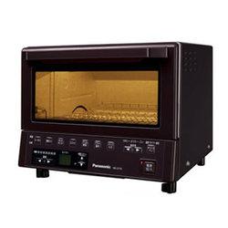 パナソニック コンパクト オーブン トースター ブラウン