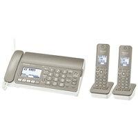 Panasonic�ѥʥ��˥å���KX-PD304DW-T��KXPD304DW-T�ǥ����륳���ɥ쥹���̻�FAX�ʻҵ�2��˥⥫