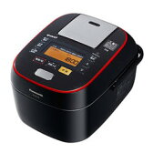 Panasonic パナソニック【SR-SPA106-K】SRSPA106-K スチーム&可変圧力IHジャー炊飯器(5.5合炊き) ブラック