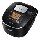 Panasonic パナソニック【SR-HB187-K】SRHB187-K 1升炊き IHジャー 炊飯器 ブラック【KK9N0D18P】