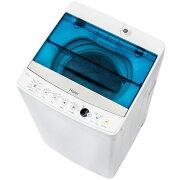 ハイアール 全自動洗濯機 4.5kg JW-C45A-W