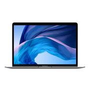Apple MacBook Air 128GB 13インチ Retinaディスプレイ [1.6GHzデュアルコアIntel Core i5プロセッサ] スペースグレイ MRE82J/A