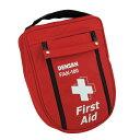 FAK-100 ジェフコム(デンサン) ファーストエイドバッグ 携帯救急用品セット