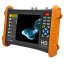 XPCLD-HD72AT+ EX-SDI・HD-SDIカメラ入力機能付!7インチタッチスクリーン現場調査用モニター