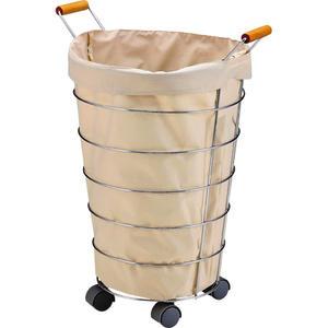 洗衣籃阿貝爾圓籃子洗滌籃洗衣機洗衣籃洗衣框存儲 [BB-143598]