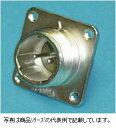 三和電気工業 丸型コネクタSNS-1608-RSM レセプタクル極数:8極フロントマウンティング用