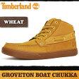 【決算セール】ティンバーランド グローブトン ボート チャッカ ウィート 2254B Timberland GROVETON BOAT CHUKKA WHEAT