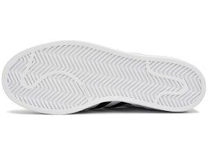 ���ǥ����������ѡ���������ǥ������ۥ磻��/�֥�å�/�ۥ磻��adidasSUPERSTARJWHITE/BLACK/WHITE