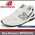 ニューバランス スニーカー メンズ M996CFIS クレイ/ネイビー Dワイズ New Balance CLAY/NAVY MADE IN USA