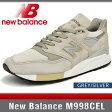 ニューバランス M998CEL グレー/シルバー New Balance