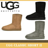 【海外正規品】アグ ブーツ レディース ウィメンズ クラシック ショート II UGG CLASSIC SHORT II 1016223
