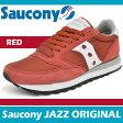 サッカニー スニーカー メンズ レディース ジャズ オリジナル レッド Saucony JAZZ ORIGINAL RED S2044-352