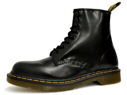 <strong>ドクターマーチン</strong> 8ホール 1460 メンズ ブーツ ブラック Dr.Martens 1460 8HOLE BOOT BLACK 11822006