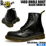 �ɥ������ޡ����� ��Dr. Martens��8�ۡ��� �֡��� �֥�å� ��� R11822006 1460 8 Hole Boot
