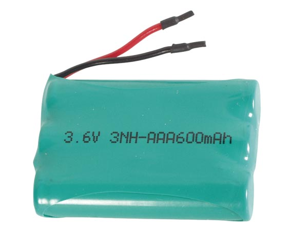 NiMH 工業用バッテリーパック 3.6V-60...の商品画像