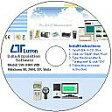 データ取得用ソフト(Lutron用) SW-U801-WIN