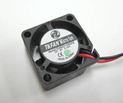 マイクロDCファン/スリーブタイプ-5VDC-20x20(DAM2010M05S)