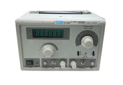 100kHz〜150MHz RFデジタルシグナルジェネレーター 1500D