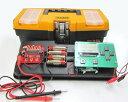 電子工作キット(LCDオシロスコープ+マルチメーター工具箱仕様)