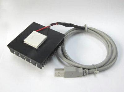 USB学習用ペルチェ冷却ユニットDT-0502U