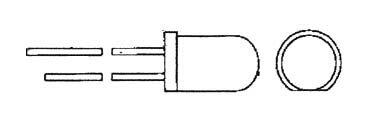 5mm/940nm赤外ダイオード 10個