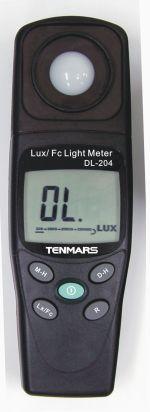 Light meter / light meter 204