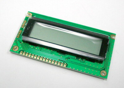 LCDディスプレイ2×16