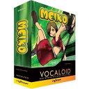 クリプトン・フューチャー・メディア MEIKO VOCALOID(歌声合成ソフト) CRV1【納期目安:1週間】