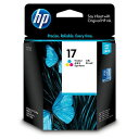 日本HP HP17プリントカートリッジ カラー C6625A