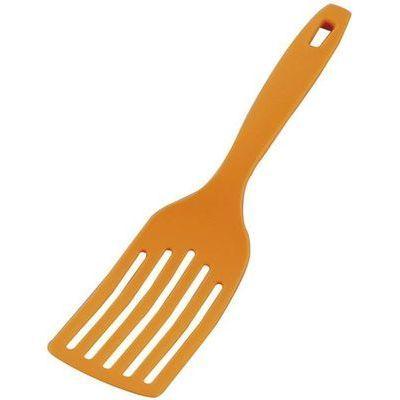 その他 HOME chef(ホームシェフ)しなるロングターナー オレンジ 65994060