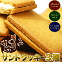 天然生活 サンドクッキー3種どっさり48個 SM00010020