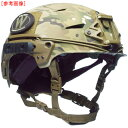 TEAMWENDY TEAMWENDY Exfil カーボンヘルメット Zorbiumフォームライナ 71Z41SB31