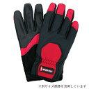 ミタニコーポレーション ミタニ 合皮手袋 イージーフィット LLサイズ 209217