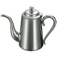 その他 UK 18-8 M型 コーヒーポット 3人用 05-0447-0301【納期目安:1週間】