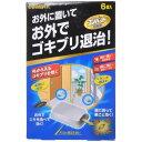 大日本除虫菊 KINCHO コンバット ゴキブリ殺虫剤 屋外用 外からの侵入を防ぐ 6コ入 4987115350304