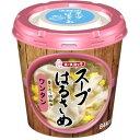 エースコック 【ケース販売】スープはるさめ ワンタン 23g×6個 E263436H