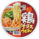 五木食品 【ケース販売】五木 カップ鶏そぼろうどん 161g×18個 E290640H【納期目安:1週間】