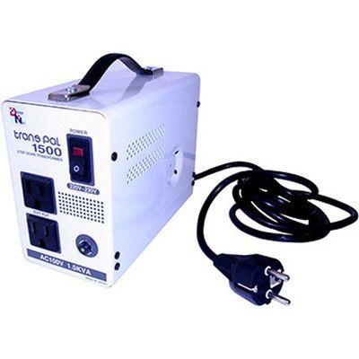 【代引手数料無料】デバイスネット デバイスネット スワロー高容量/スリム降圧変圧器 PAL-1500EP-DN E370622H【納期目安:2週間】