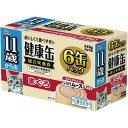 アイシア 11歳からの健康缶 しっとりムース まぐろ 40g×6缶パック E399555H【納期目安:1週間】
