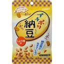 カンロ 【ケース販売】カンロ プチポリ納豆 しょうゆ味 18g×6個 E421836H【納期目安:2週間】